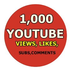 1,000 Youtube views 5 Subscriber 50 Likes 5 Comments