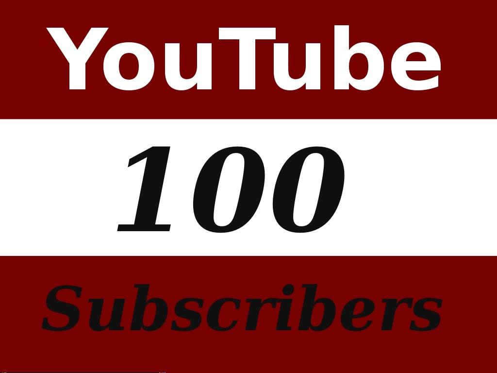 Get 300+ Real YouTube Subscribers Guarantee non drop