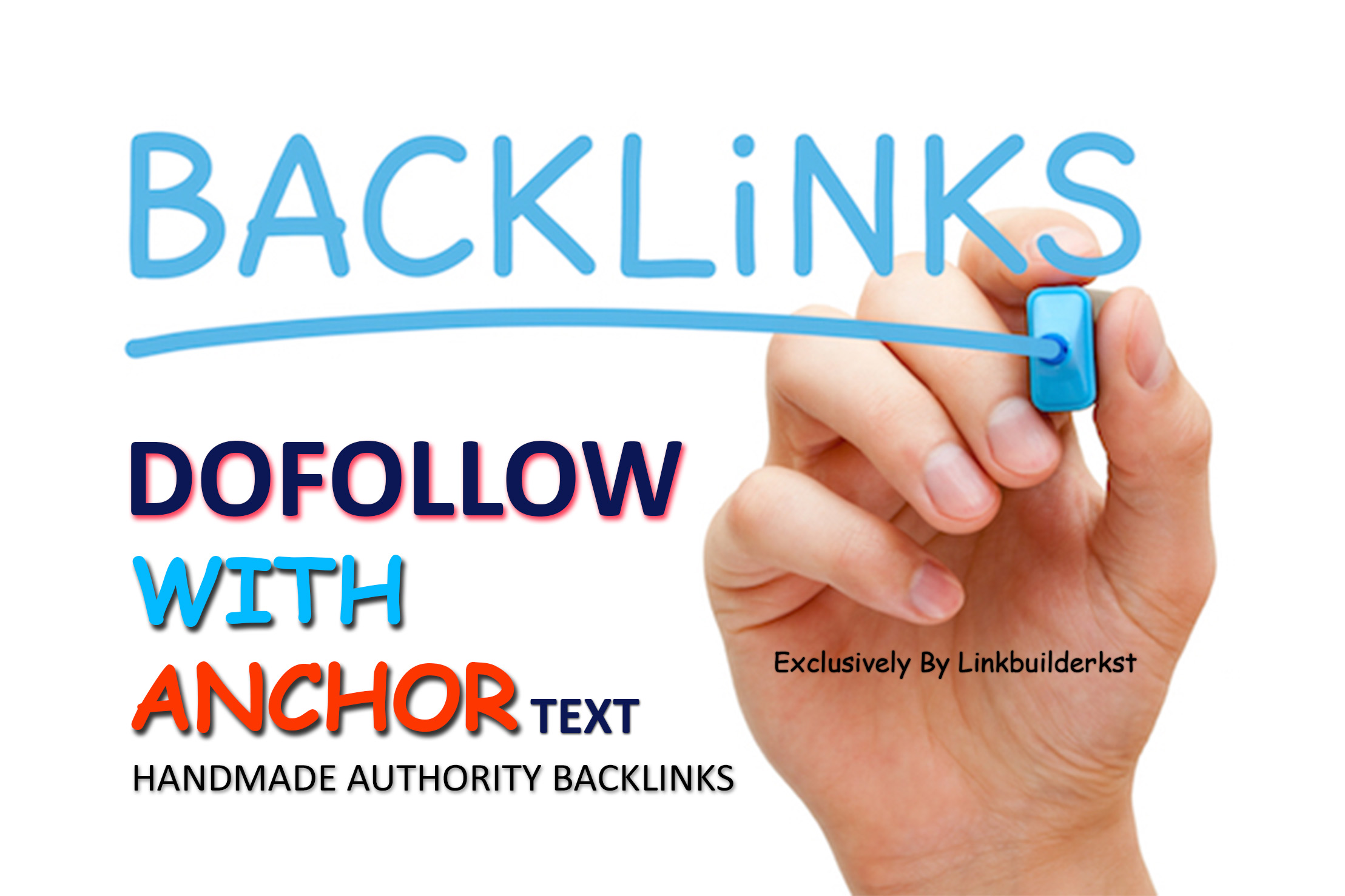 30 SEO Backlinks - Dofollow With Anchor Text