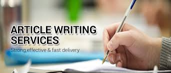 500 Words Article Fast Delivery - 24 hrs delivery