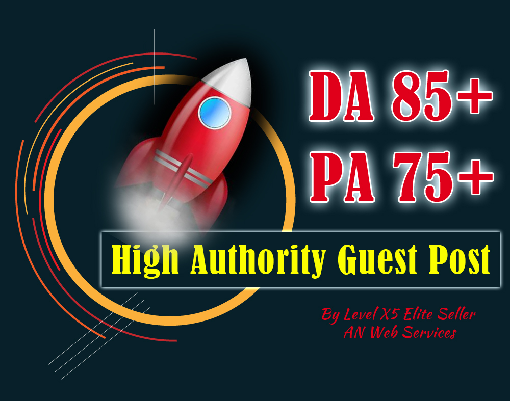 High Authority Backlink Guest Post PA70 Dofollow Links