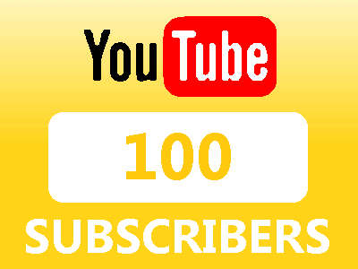 100+ SUPER FAST Youtube Subscribers Within 24 hours