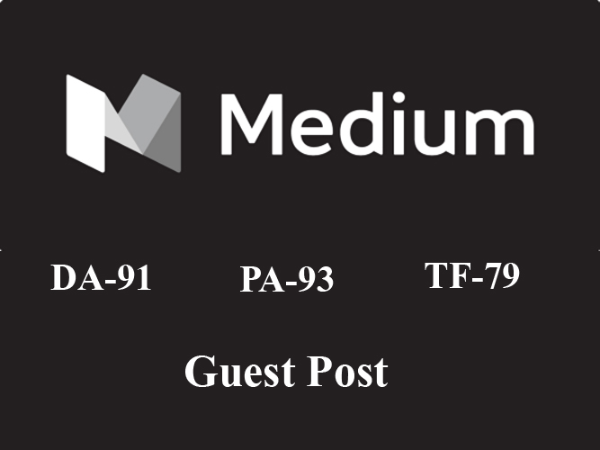 Publish guest post on MEDIUM DA91