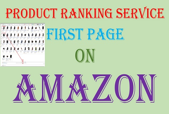 do rank each keyword first page on amazon