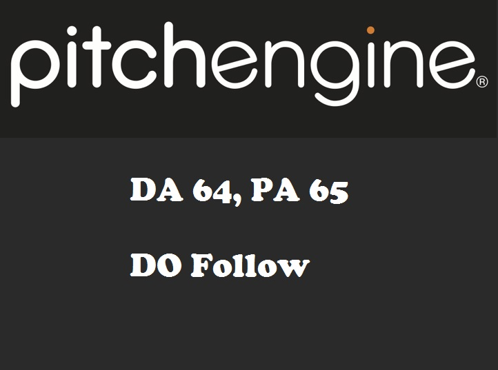 Write & Publish on Pitchengine.com