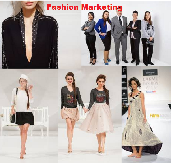 How can you Update Fashion Idea in the Term of Fashion Marketing?