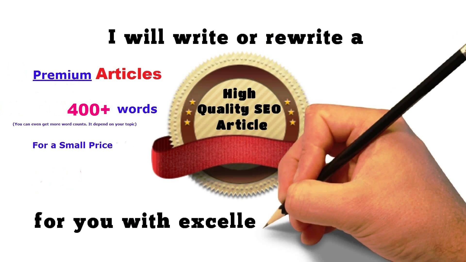 Cheap QUALITY Article -Write For You  400 - 500  Words  Fresh and Original Article  On Personal Development or Traveling - Best QUALITY Hurry Now ! ! !