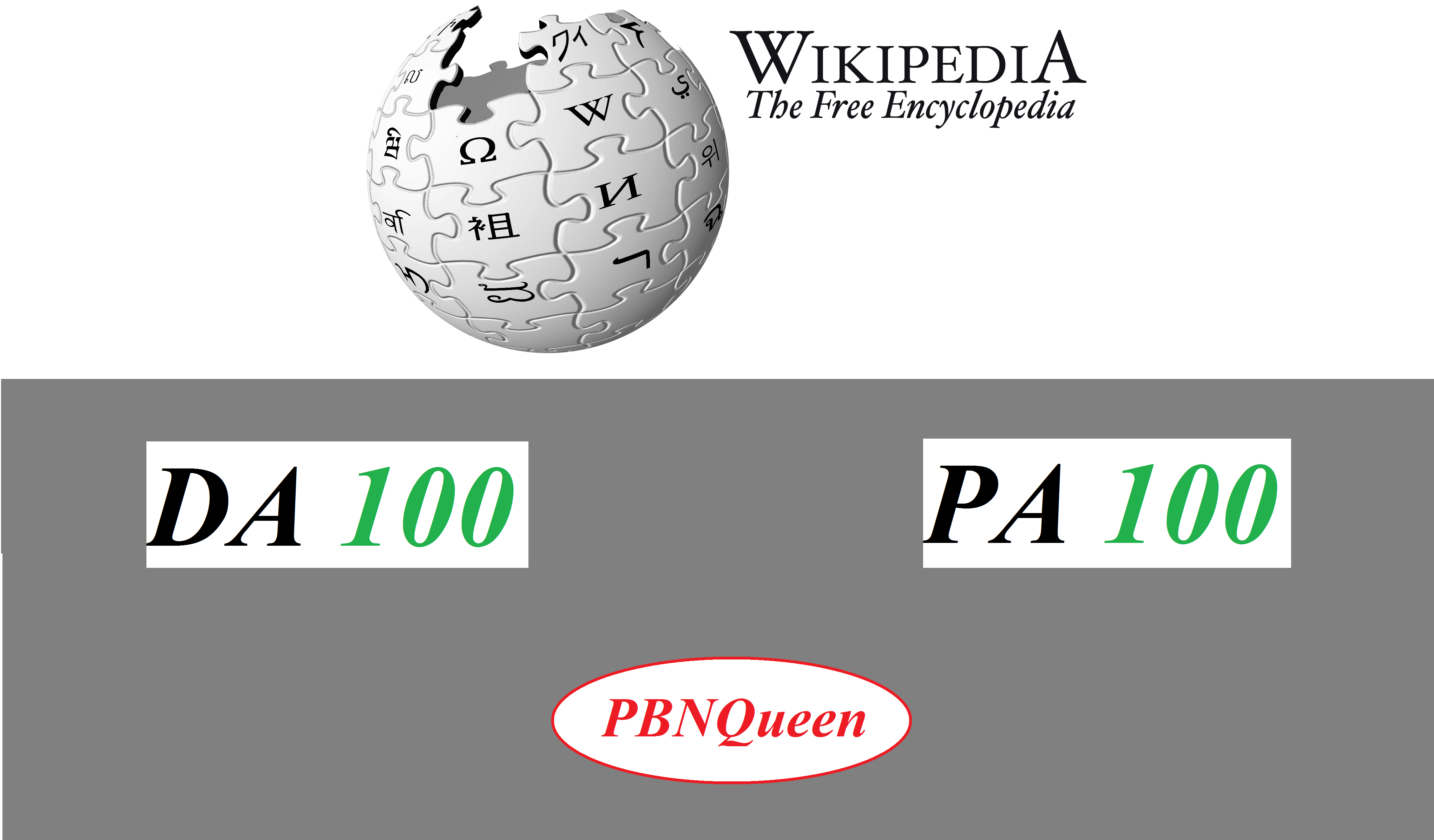 Will create WIKIPEDIA Backlinks (Permanent, Niche Relevant)
