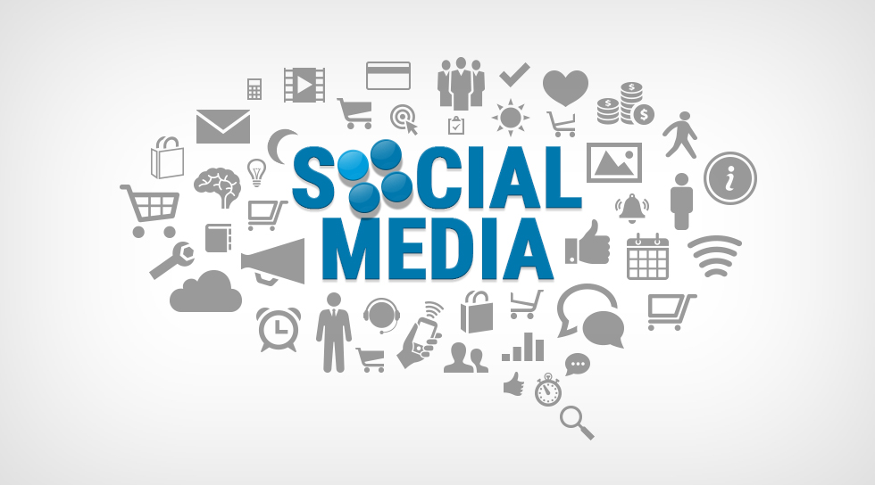 social media marketing promote, advertising