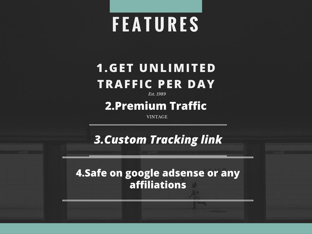 Get 50.000 Visitors for your website in short time
