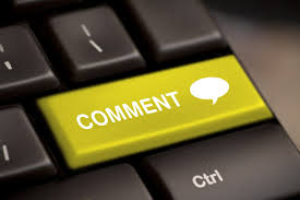 Will Write Comments on Your Blog