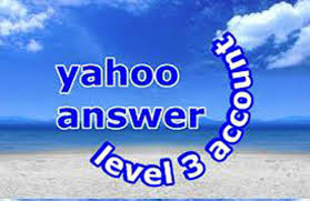 Provide 15 Yahoo Answers from Level 3 account with your live links