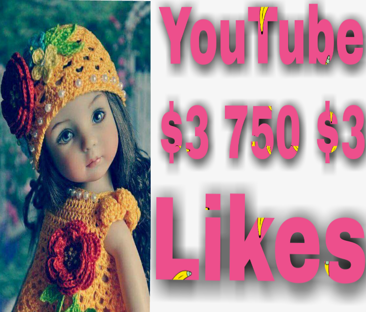 Provide 750+ high quality YouTube video likes Or 280 YouTube manually subscriber non drop Or 100 YouTube auto comment super fast delivery in 2-3 hours