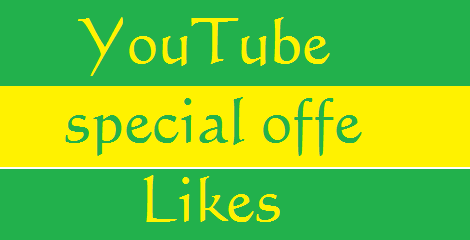 600+ high quality YouTube video likes Or 180 YouTube manually subscriber non drop Or 100 YouTube auto comment super fast delivery in 2-3 hours