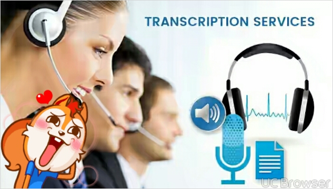 transcribe 1 audio/video hour