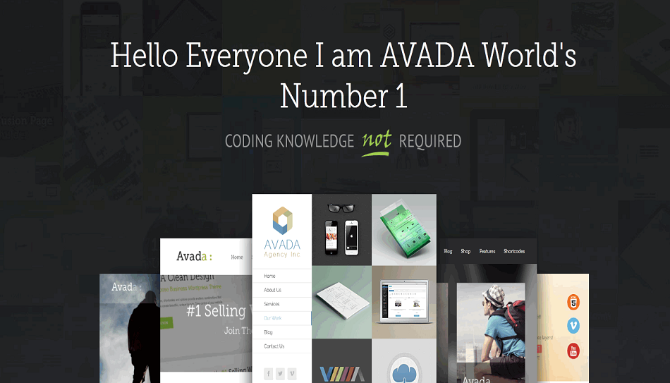 install and Customize AVADA theme just like your demo