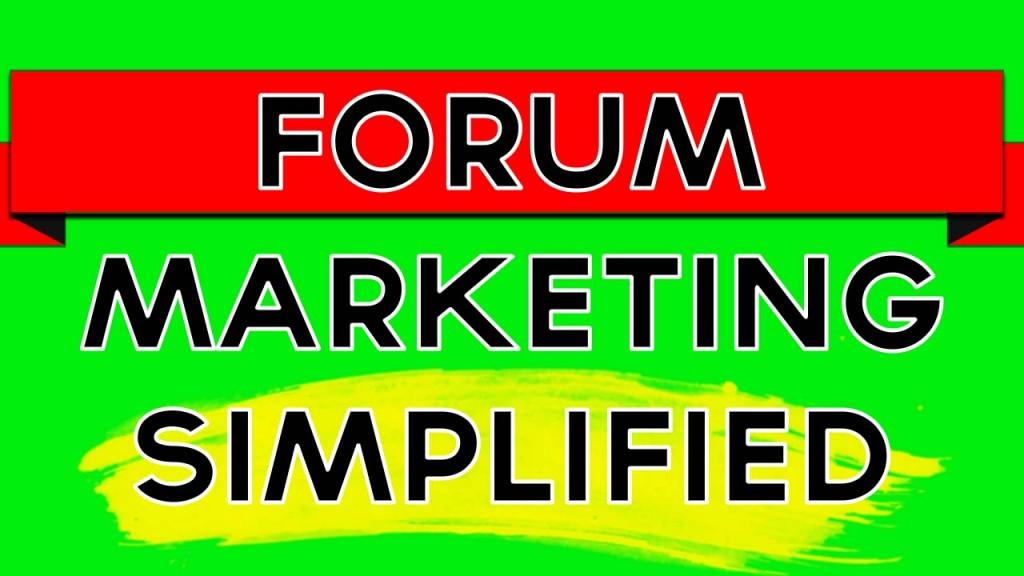 make QUALITY 25 forum posts