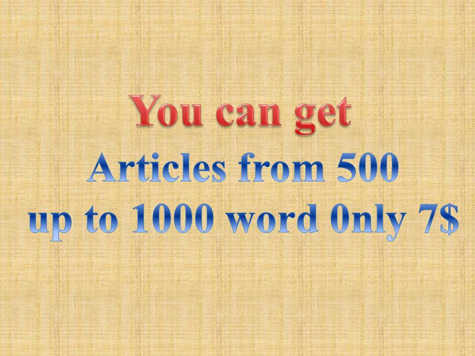 write Killer And Amazing SEO Content Just up to 1000 words