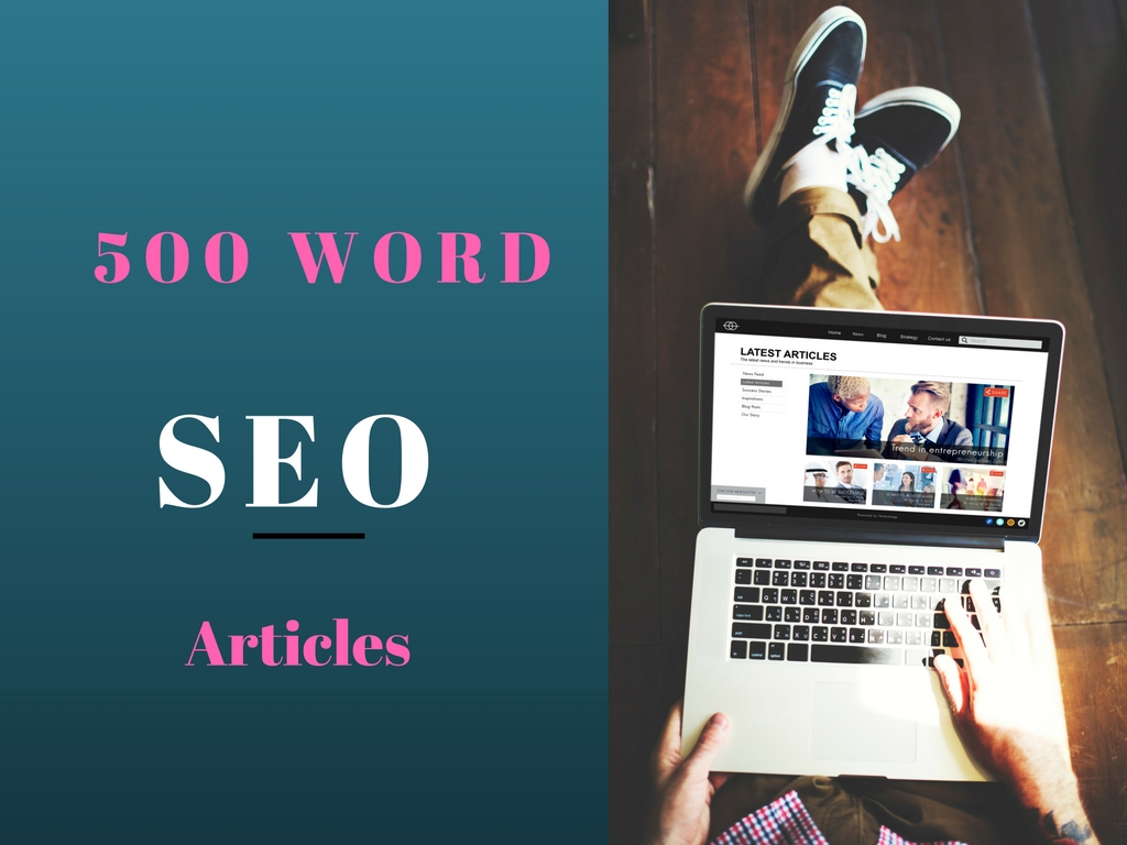 write 2 500 word high-quality articles or blog post