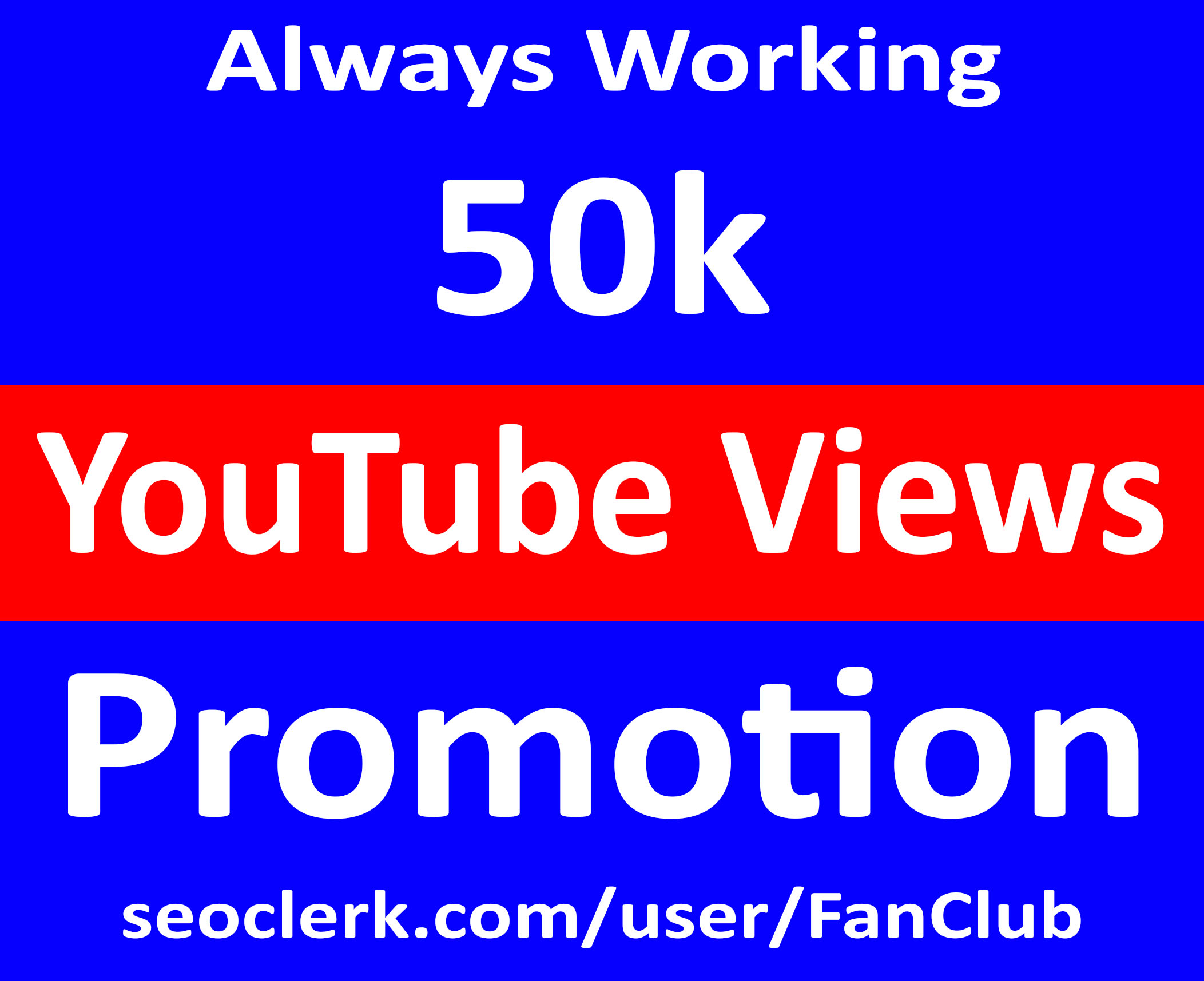 Fast YouTube Video Promotion Real Users Guarantee