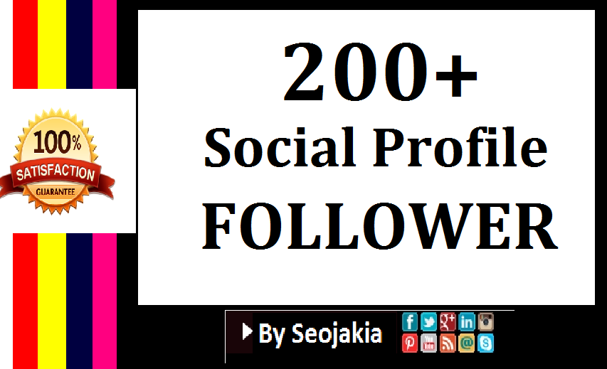 Add 200+ HQ Fast Profile Service Instant Start