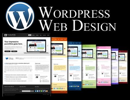Professional Wordpress Website Design