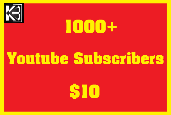 100+ Youtube Likes & 40+ Subscribers & 10 Comments High Quanlity Real & Non Drop