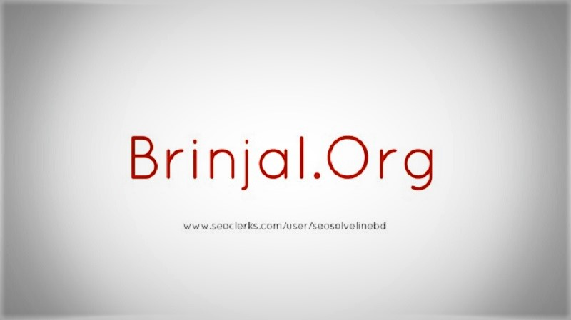 I will publish your article on brinjal.org