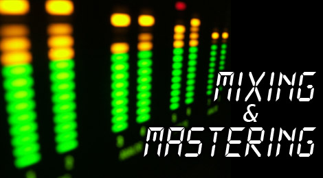 Master Your Music Track and Mix Your Vocals