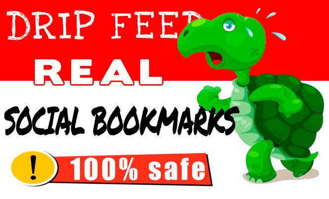 Drip Feed +1999 Authority Top Bookmarks Quality Sites