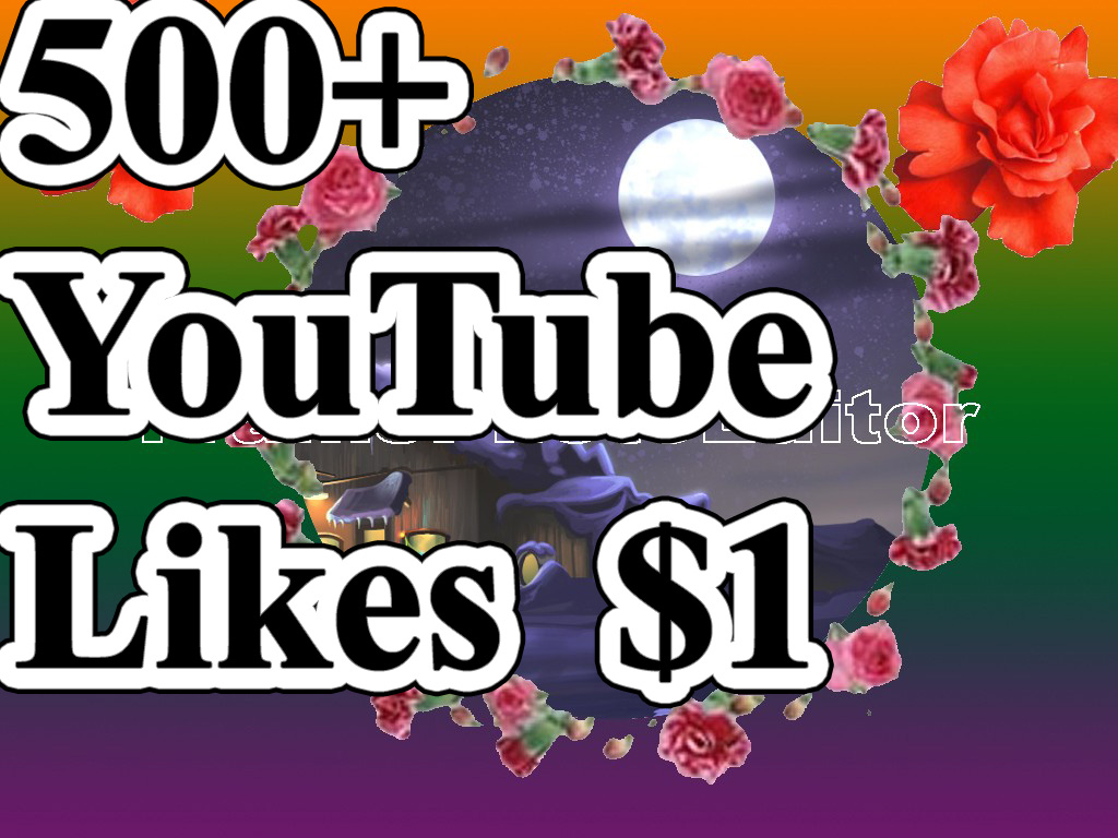 Fantastic offer 500+  Video Likes Non drop with super fast delivery