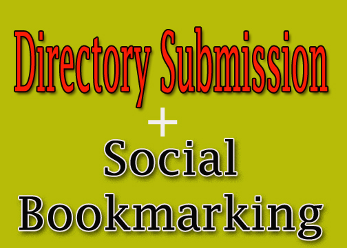 Get 20+ Free Directory Submissions and 20 Social Book...