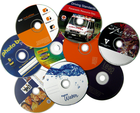 print and duplicate a cd or dvd rom and put in a whitesleeve