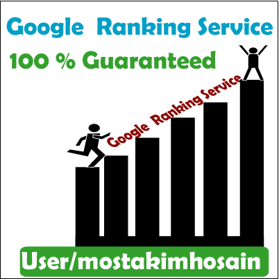 Providing Your Website Guaranteed Rank you first in Google 5,000 High Quality Do-Follow backlinks