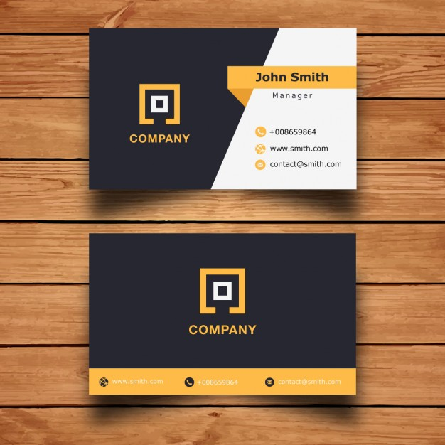 Create 2 different Business card design With 24 hours