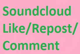 75 Soundcloud Like+75 Repost+75 Comment For your track