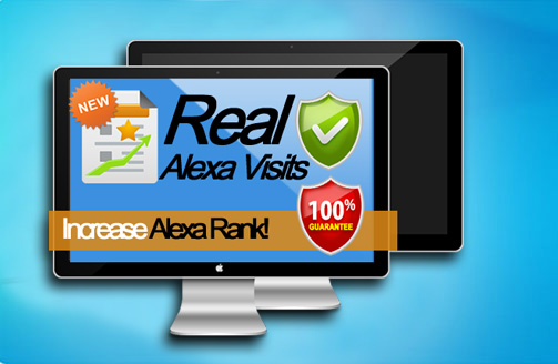 1000 Alexa Human Traffic Boost