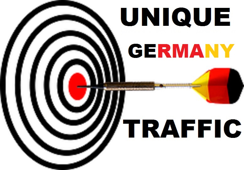 send  20 days human ORGANIC Germany unlimited  visits   Traffic