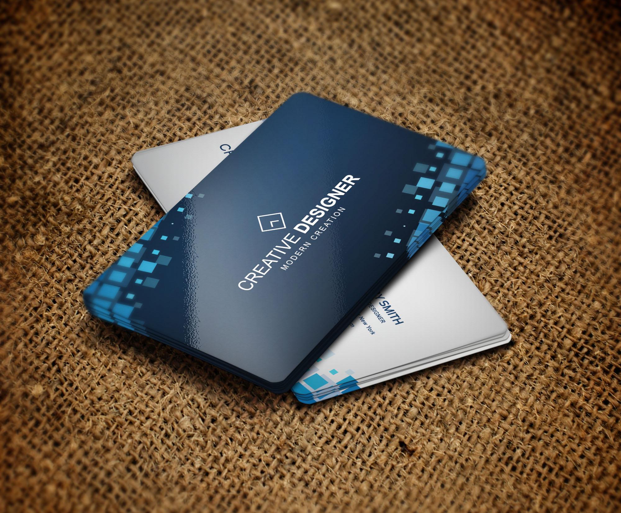 Make Stylish And Professional Business Card