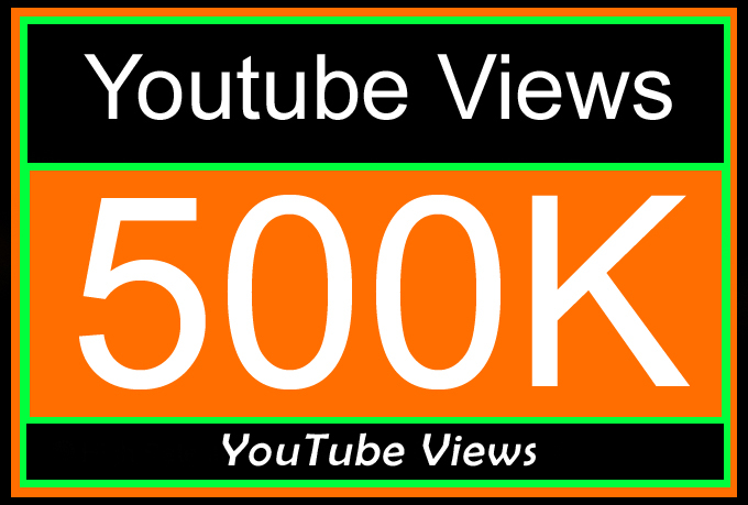 100000 Or 100K Or 100,000 YouTube Video Views with choice Extra service 1000, 2000, 3000, 5000, 10000, 15000, 20000, 25000, 40000 and 50,000, 50k, 100,000 100k, 200K, 300K, 500K, 1 Million