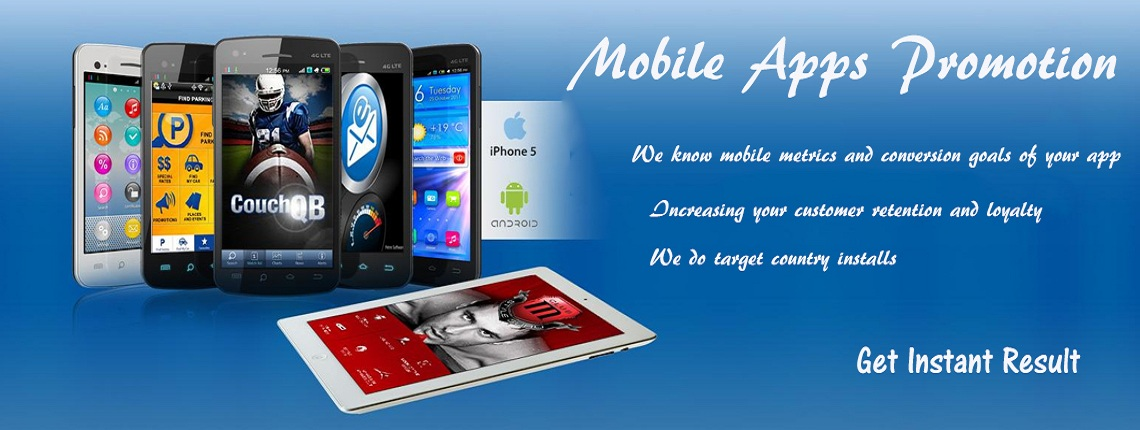 promote your android app with real users