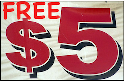 "$5 SEOClerks ""Free Money"" Coupons to Create 0:30 Sec. Youtube Videos Promoting CommunityClerks"