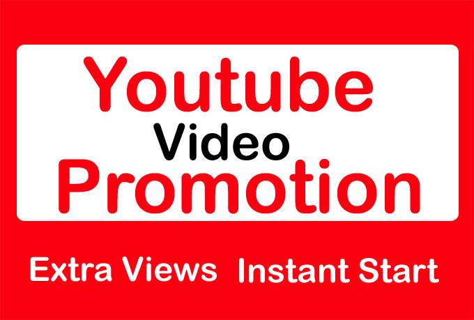 YouTube Video Marketing Promotion