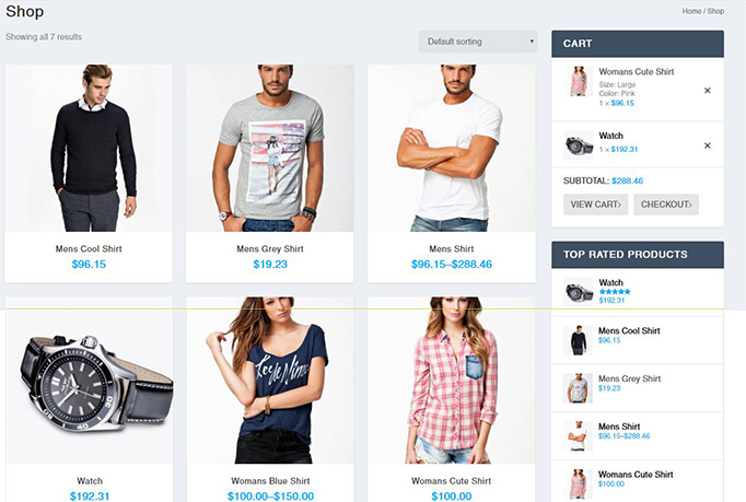 We will Build a Woocommerce Website