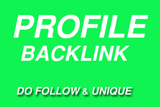promote 30 high quality backlinks in  your website