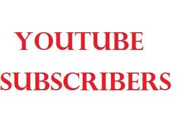 Get 250 High Quality Human Verified YouTube Subscribers to your Channel