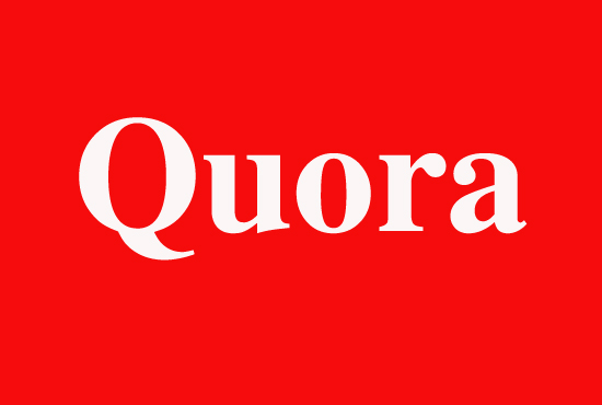 Promote your website with 25 Quora answers