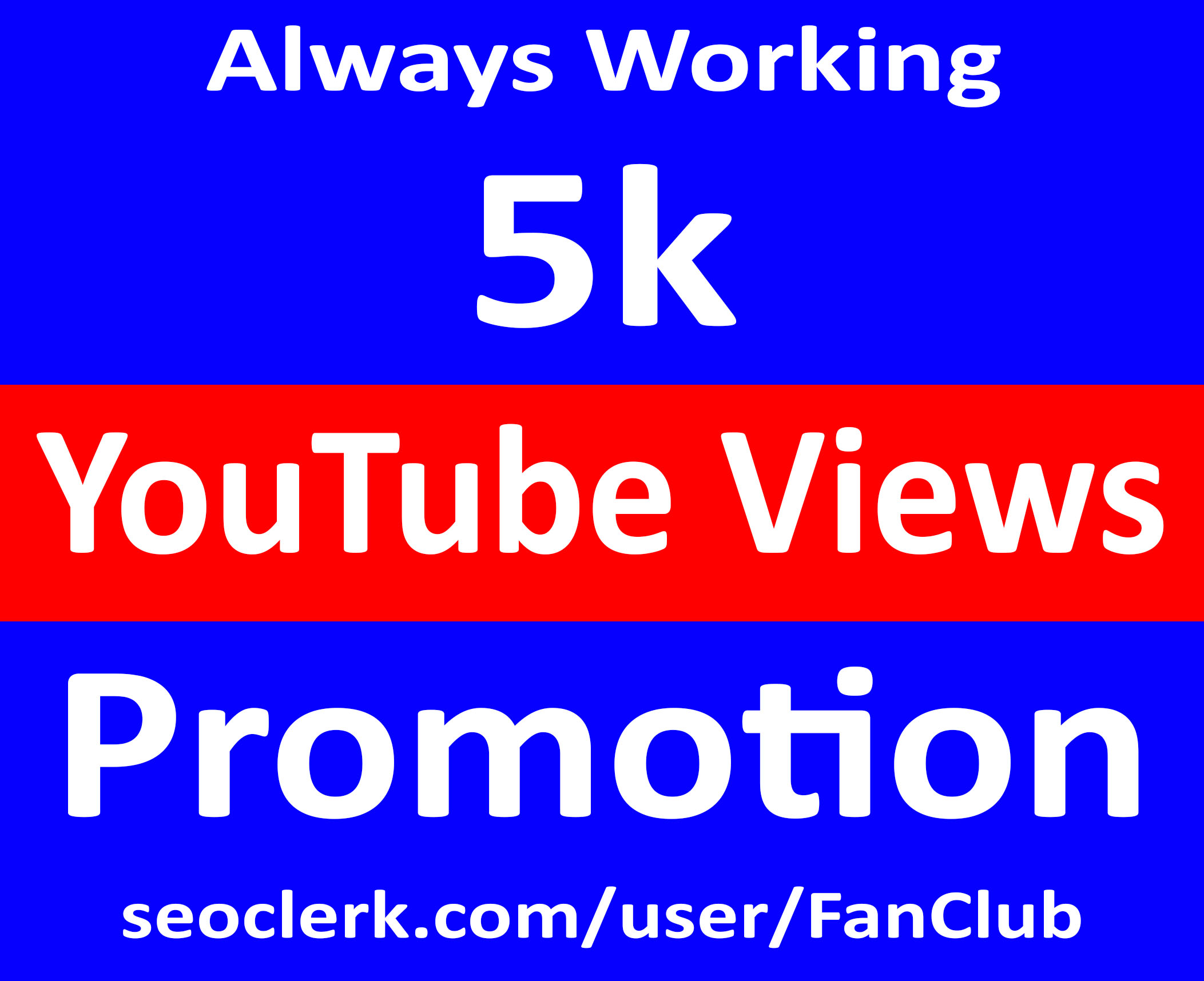 Boost YouTube Video Promotion Via Real Users