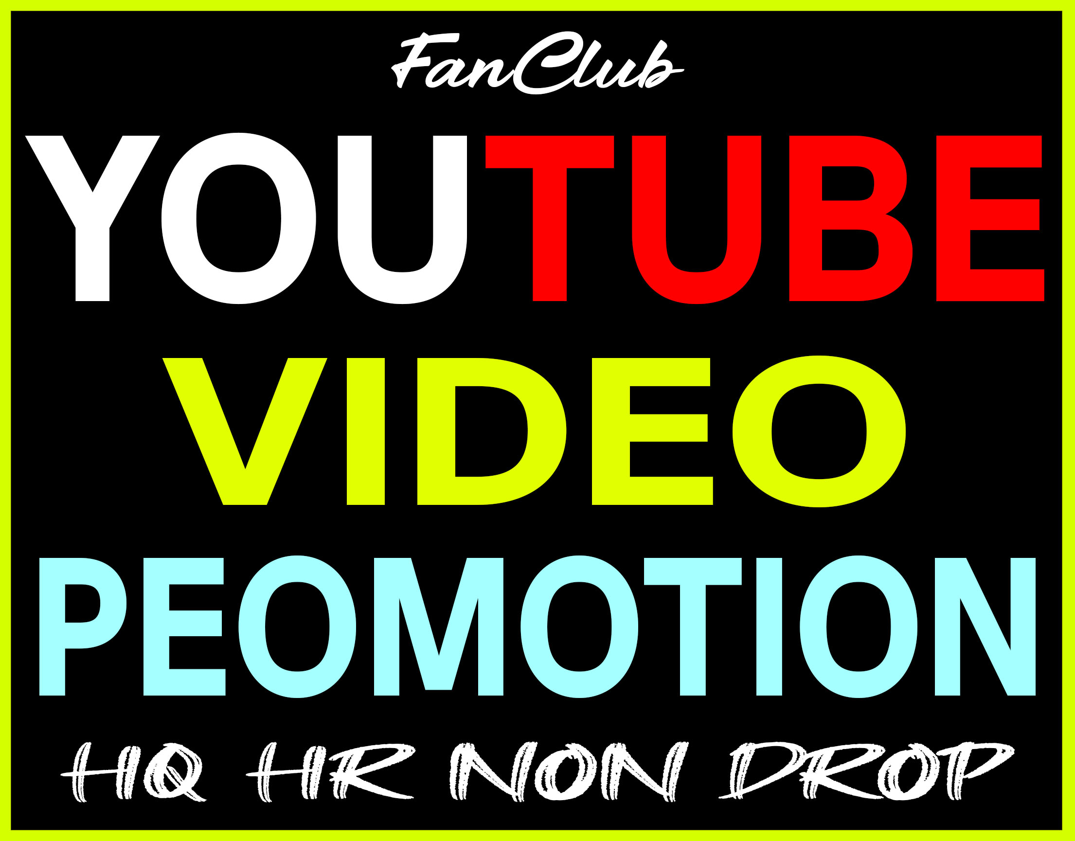 Boost YouTube Video Promotion Via Active Users