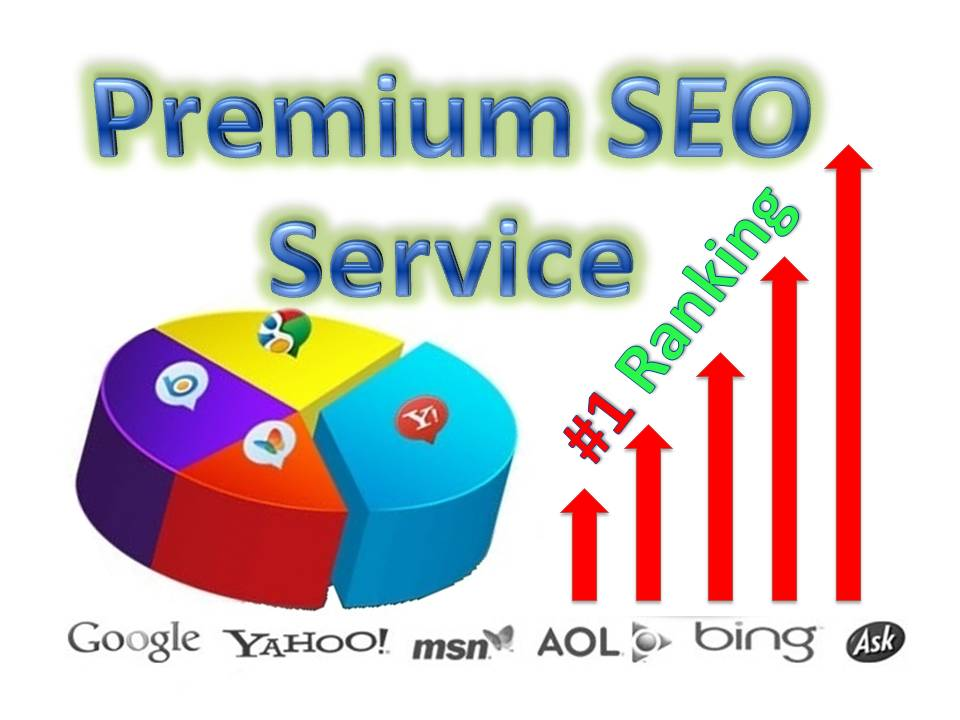 Premium SEO Service to rank on 1st position